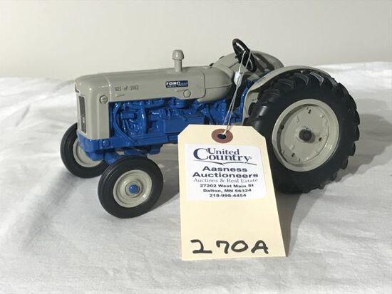 Ford 5000 Dsl Tractor- Rollag 2000 Millennium