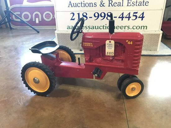 Massey Harris #44 Pedal Tractor