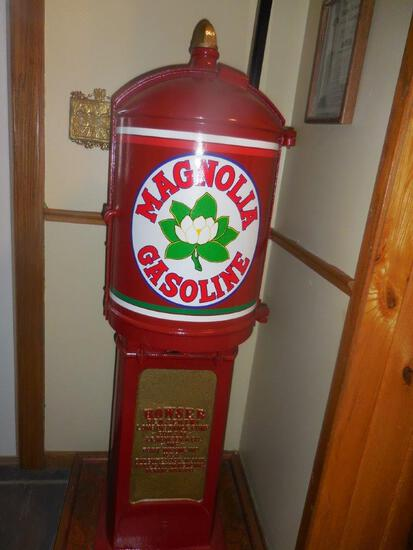 Vintage Bowser Gas Pump