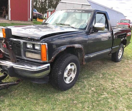 1989 GMC 1500 Pickup