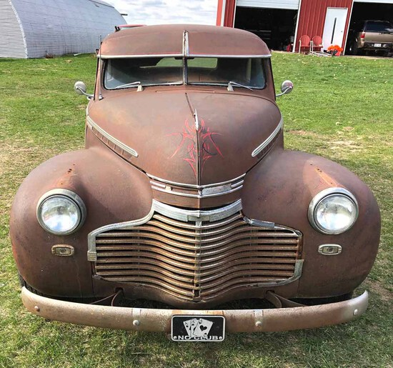 1941 Chevy Coup