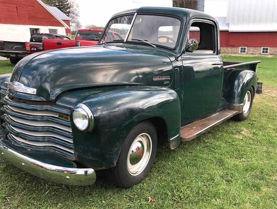 1949 Chev 3100 Pickup