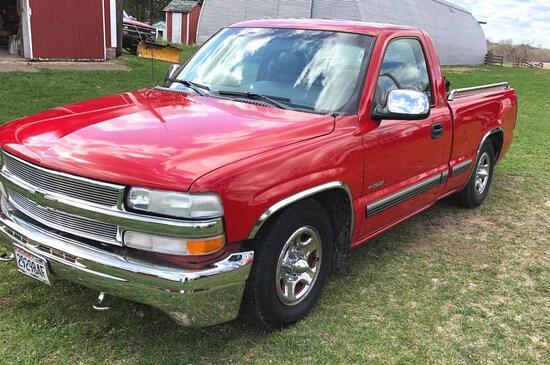 2000 Chevy 1500