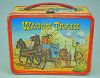 Wagon Train Lunch Box, Ca. 1964