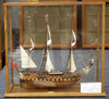 Charity Item ~ Handcrafted Model Ship HMS Neptune 1797 UK by Brian Leslie