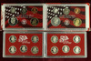 2 U.S. Mint Silver Proof Set; 2002 & 2003