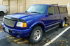 "2003 Ford Ranger ""Edge SuperCab"" 4WD w/ Topper"