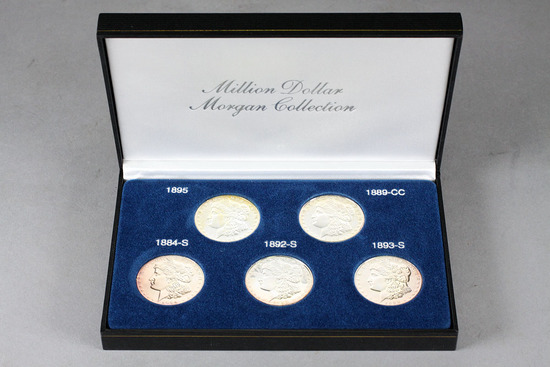 Million Dollar Morgan Replica Collection