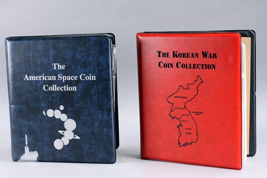 The American Space Coin Collection & Korean War Coin Collection