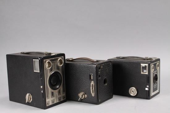 Kodak Box Cameras