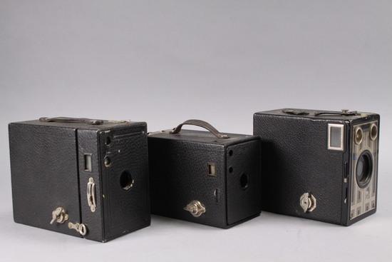 Old Box Cameras