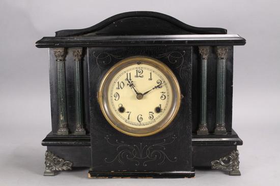 "New Haven Clock ""Elsmer"" Mantle Clock"