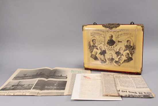 Spanish American War Era Album, Ephemera