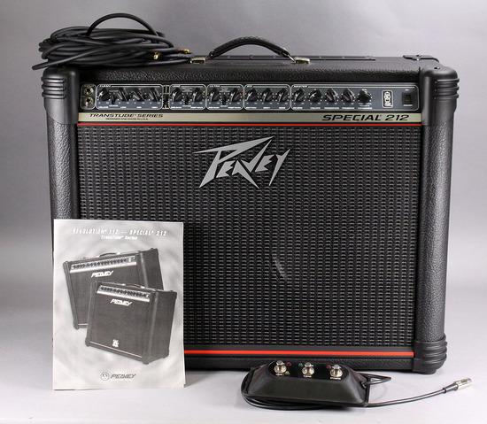 Peavey Special 212 Transtube Amp, 60 Watts