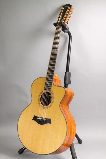 """Taylor """"Leo Kottke Signature Model"""" 12 String Guitar w/ Case"""