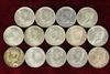 14 1964 Kennedy 90% Silver Half Dollars