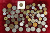 Small Bag of Foreign Coins (Bag A)