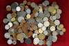 Large Bag of Foreign Coins (Bag D)