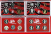 2 US Mint Silver Proof Sets; 2000,2006
