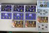 4 US Mint Proof Sets; 2005,2007 w/$1 proof set,2008, 2009