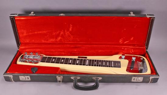 """Fender """"Champ"""" Lap Steel w/ Case, Ca. 1977"""