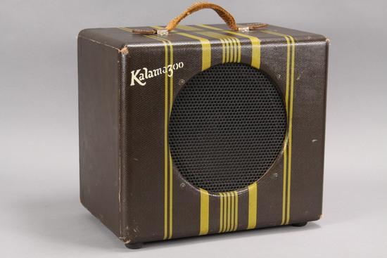 "Pre-War ""Kalamazoo"" Tube Amp by Gibson"