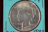 1928-S Peace Silver Dollar