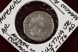 127-176 AD Imperial Rome Faustina Jr., Marcus Aurelius Wife