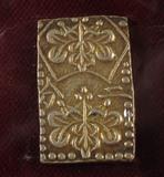 2 Bu-Ban Kin Gold Coin, Meiji Era Japan
