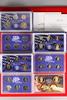 3 U.S. Mint Proof Sets; 2000,2002,2008