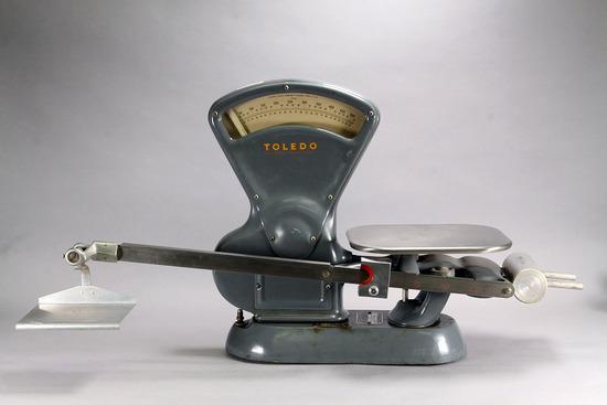 Toledo Model 4636 Gram Scale