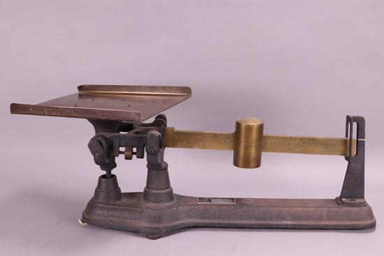 Fairbanks Morse Co. Balance Scale