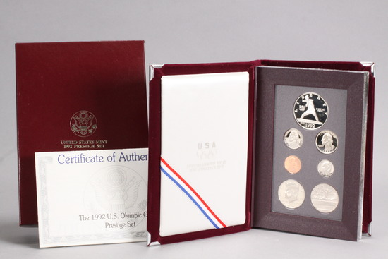 1992 US Mint Prestige Set