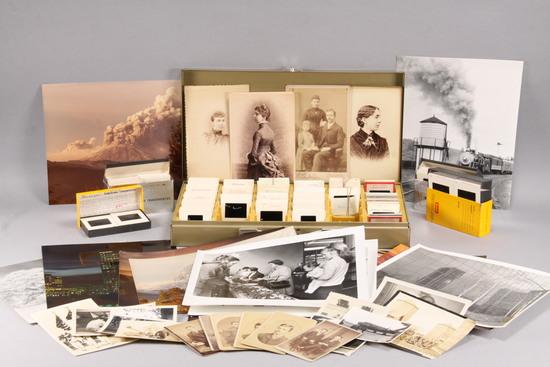Vintage Photographs, Prints & Slides