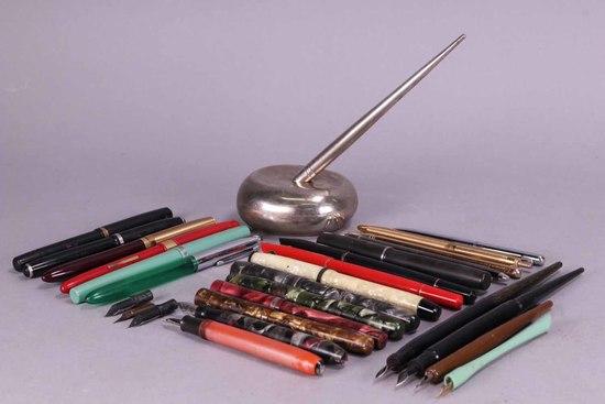 Fountain Pens, Mechanical Pencils, Ball Point Pens