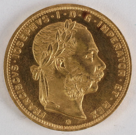 Gold & Silver Coins, Currency, Numismatic Items
