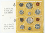 2-1965 Canadian Silver Proof Like Sets