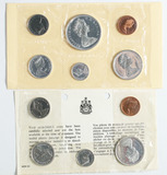 1967 Canadian Silver Proof Like Set + Partial 1967 Set