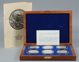 1974 The Joseph Smith Silver Medal Memorial Collection, Heritage Mint