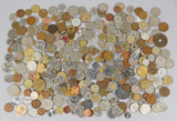 #1 Misc Bag of Foreign Coins