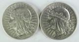 2 Poland 5 Zlotych 1932/1933,