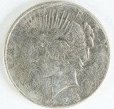 1923-D Peace Siler Dollar