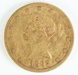 1897-S Gold Liberty Eagle
