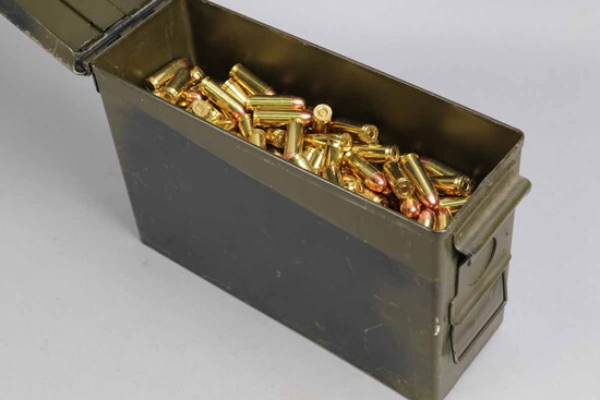 300 Plus Rounds of .45 Win Mag in Box