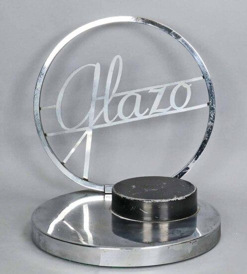 """Art Deco """"Glazo"""" Nail Polish Display"""