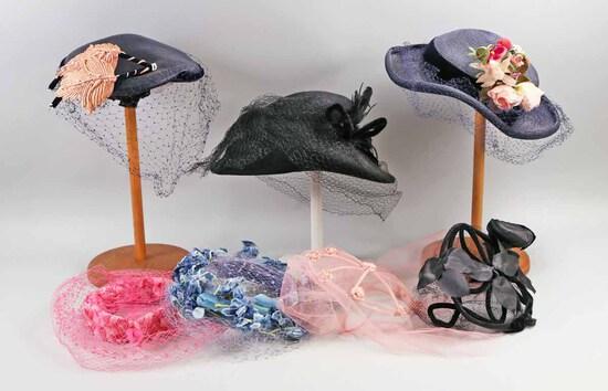Vintage Ladies' Hats