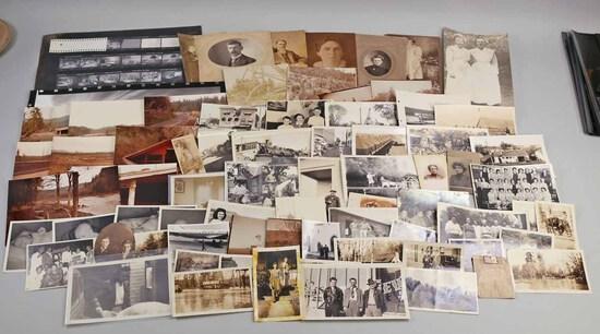Old Photographs, Negatives & Snapshots