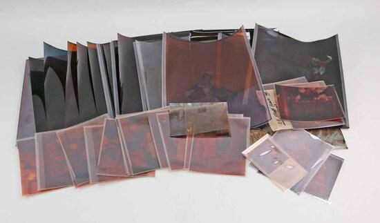 Vintage Color Negatives: Dean Martin, Anne Margaret, Agnes Morehead & Others