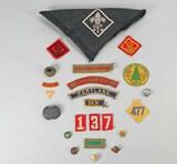 Vintage Scouting Items: Boy Scouts & Cub Scouts