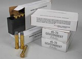 45-70 GOVT 405 Gr. J.S.P. Ammo, 100 Rds.